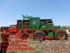 four wheel drived sugarcane grab loader