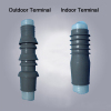 10kV Cold shrinkable Outdoor and Indoor Cable Terminal