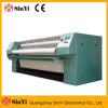 commercial hotel laundry equipment flatwork ironer bed sheets ironing machine