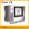 hospital laundry equipment barrier washer isolating type industrial washing machine