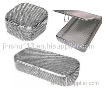 Fine Mesh Basket for Washing Small Delicate Items