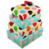 Folding Packaging Printed Gift Jewerly Cosmetic Recycle Paper Box Factory