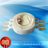 3W 6 Pins Water Clear Power RGB LED