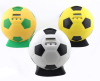 football shape electronic saving box