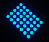 0.7 inch blue color dot matrix LED display
