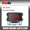 Manda two din car multimedia for Lifan Smily factory navigation system in-dash head unit sat nav
