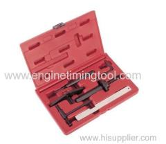 Diesel Engine Timing Kit - Ford 1.8 TDDi/TDCi - Chain Drive