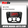 Manda car dvd gps for Lifan Fengshun in-dash navigation car entertainment system touch screen dvd gps