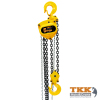 Max Capacity 5000KG Hand Chain Hoist With Overload Protection