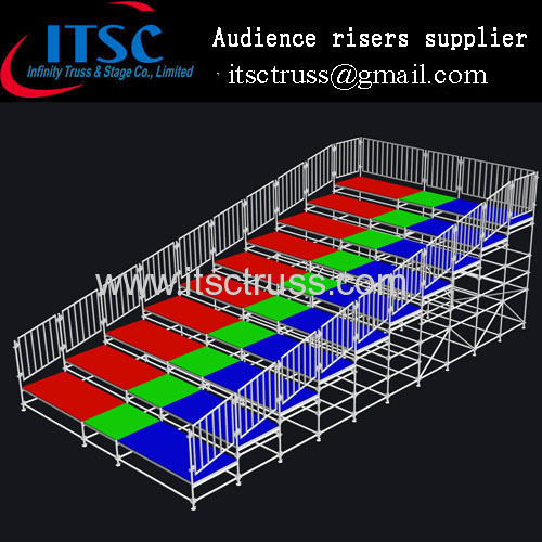 Audience Risers China Supplier