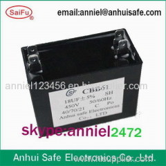 Wire Lead CBB61 Capacitor CBB61