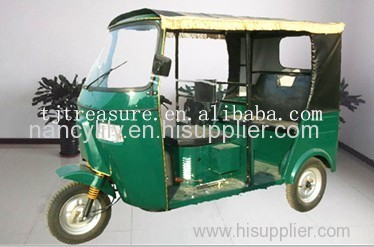 ce certification 6 passenger tricycle indian market hot sale
