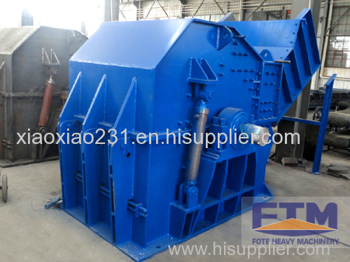 Power Saving Scrap Metal Crusher