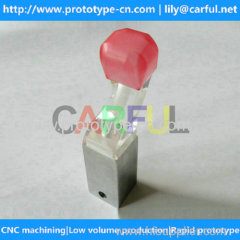 offer OEM ODM cnc prototyping service | metal parts plastic parts cnc machining with good quality