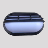CE approved 6W LED bulkhead lamp led outdoor plastic wall lamp
