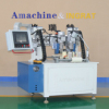 thermal break assembly knurling machine for aluminum profile