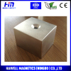 NdFeB big and thin disc Magnet