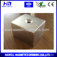 neodymium permanent magnet for pully