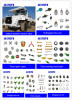 Terex tr60 earthmoving truck parts