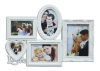 Plastic injection picture frame