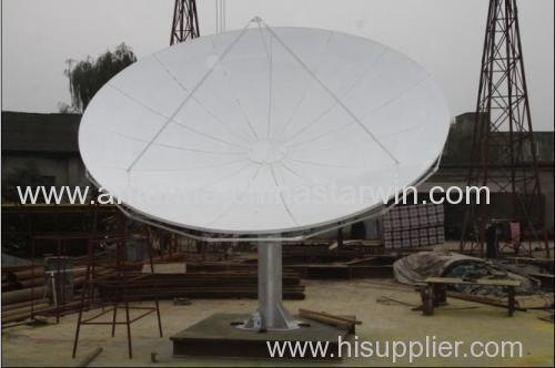4.5meter Linear/Circular Rx only antenna