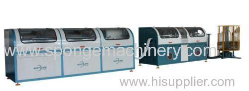 Auto Pocket Coil Mattress Making Machine