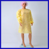 Excellent quality unique isolation gown sterile