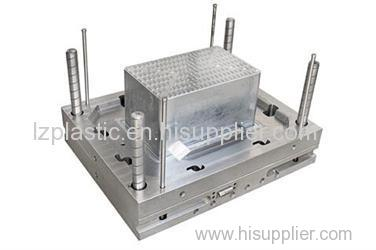 turnover basket or turnover box mould