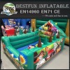 New style inflatable bouncer ball pit with good design
