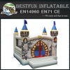 Inflatable castle amusement park games factory