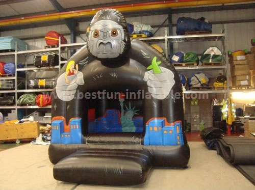 King Kong Inflatable Bounce Arch Bounce House