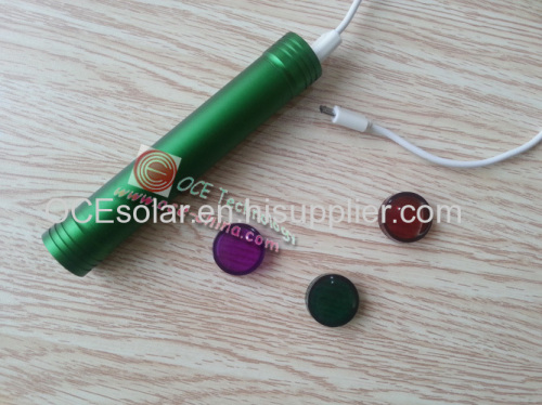 LED Flash Light and Charger with Lithium Battery Backup for Mobile Phone