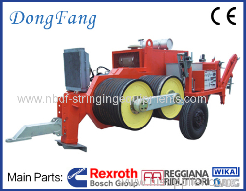 30 Ton Tension Stringing Equipment for 1000 KV Transmission Line
