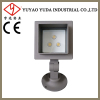 105 high-power LED outdoor aluminium sopt lamp with white cover