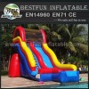China high quality Inflatable pool slide for summer