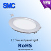 LED round Panel Light Fixture with super white LEDs 15 Watt