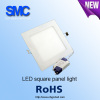 12W Indoor LED square panel light