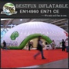 Custom design big inflatable warehouse marquee