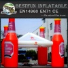 Customize Inflatable Bottle Tent