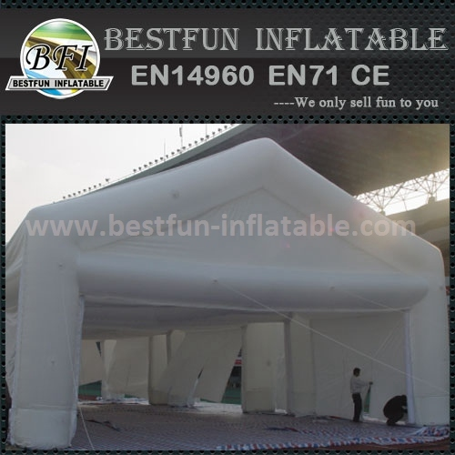 Giant Inflatable warehouse Dome tent for Sale