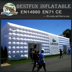 Popular inflatable tennis tent for winter