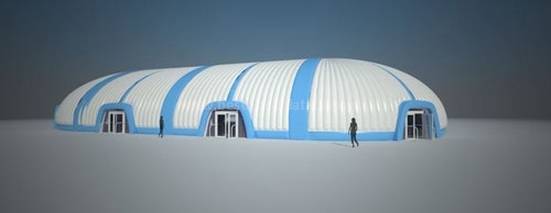 Inflatable outdoor exhibition tent huge