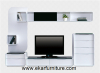 Sectional tv stand cabinet TV