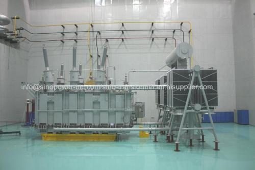 400MVA 230KV Power Transformer MR Tap-changer products