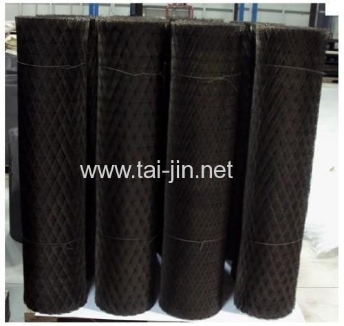 MMO Mesh Ribbon Anode Used Steel Concrete
