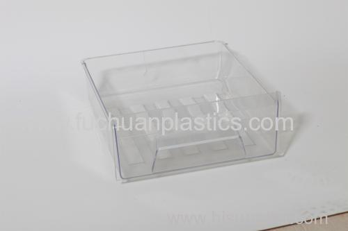 refrigerator drawer of injection molding plastic part
