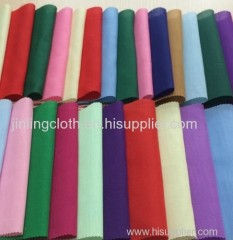 Plain Dyed Pocketing Polyester/Cotton Fabric T/C Fabric