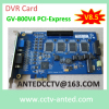 GV-800V4 PCI-Express V8.5 CCTV DVR Card Video Capture Board 16 channel 120FPS