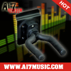 AI7MUSIC Install in the slat wall or board Guitar stand guitar hook instrument stand