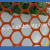 China supplier orange plastic wire mesh